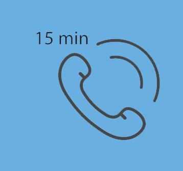 Plagemann - Telefonberatung 15 min